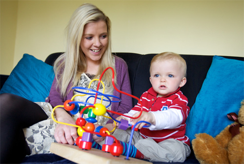 Teen Parent Programmes | Barnardos Ireland