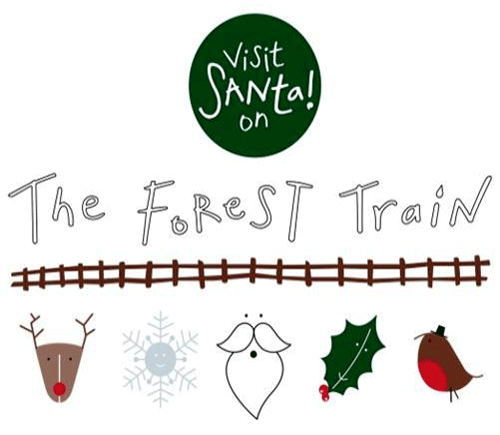 The Forest Train to see Santa @ Avondale Forest Park @ Avondale Forest Park | Rathdrum | Wicklow | Ireland